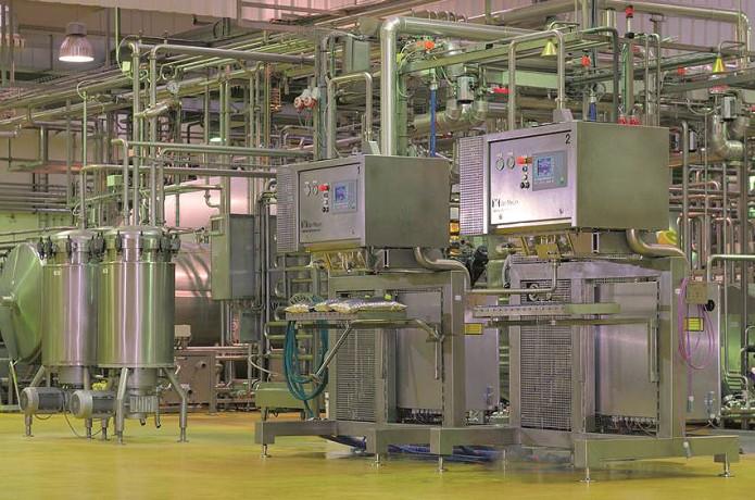 A Van Meurs possui um sistema simples e seguro de se envasar asséptico e não asséptico, Baby Food, Polpas de Frutas, Sucos e etc.. Todos os líquidos que se pode bombear.