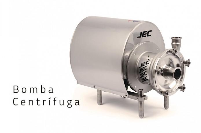 Bomba Centrifuga Bombeamento de produtos com viscosidade menor que 500 cPs. Mixing System Alta capacidade de dispersão de sólidos, devido a configuração do Blender tem grande capacidade de sucção e quebra de partículas.
