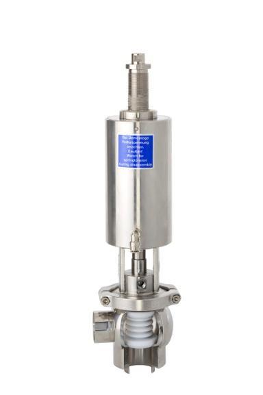 A Overflow Valves da Rieger são a combinação entre o ângulo e as válvulas de transbordamento. Seguindo as tabelas de pressão, sendo a mesma desejada ajustável, com um curso da válvula tão alta quanto possível. Ao contrário de uma válvula de descarga, esta válvula abre-se a 100% – como uma válvula angular. A Overflow Valve pode ser selada. Por razões de segurança, usamos as uniões de aperto entre o corpo da válvula e do atuador, a partir do tamanho de DN 25 – apenas para ser aberto com uma ferramenta. O tipo de válvula de descarga E8 é adequado para todos os meios líquidos. Não é nenhuma válvula de segurança. Para isso, recomendamos a válvula de segurança tipo SH TÜV aprovado.